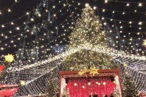 ケルンのクリスマスマーケット