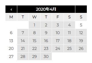最後の晩餐202004