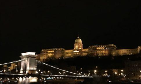 ブダ城とブダ王宮