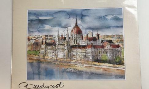 ブダペストのお土産