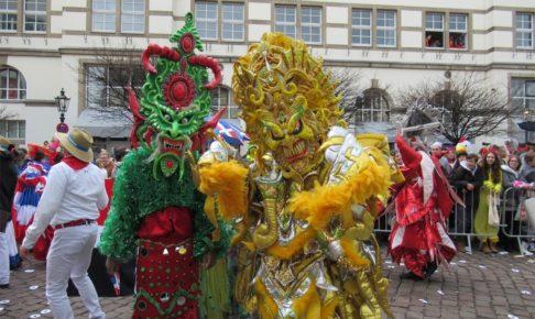 ローゼンモンターグのパレード