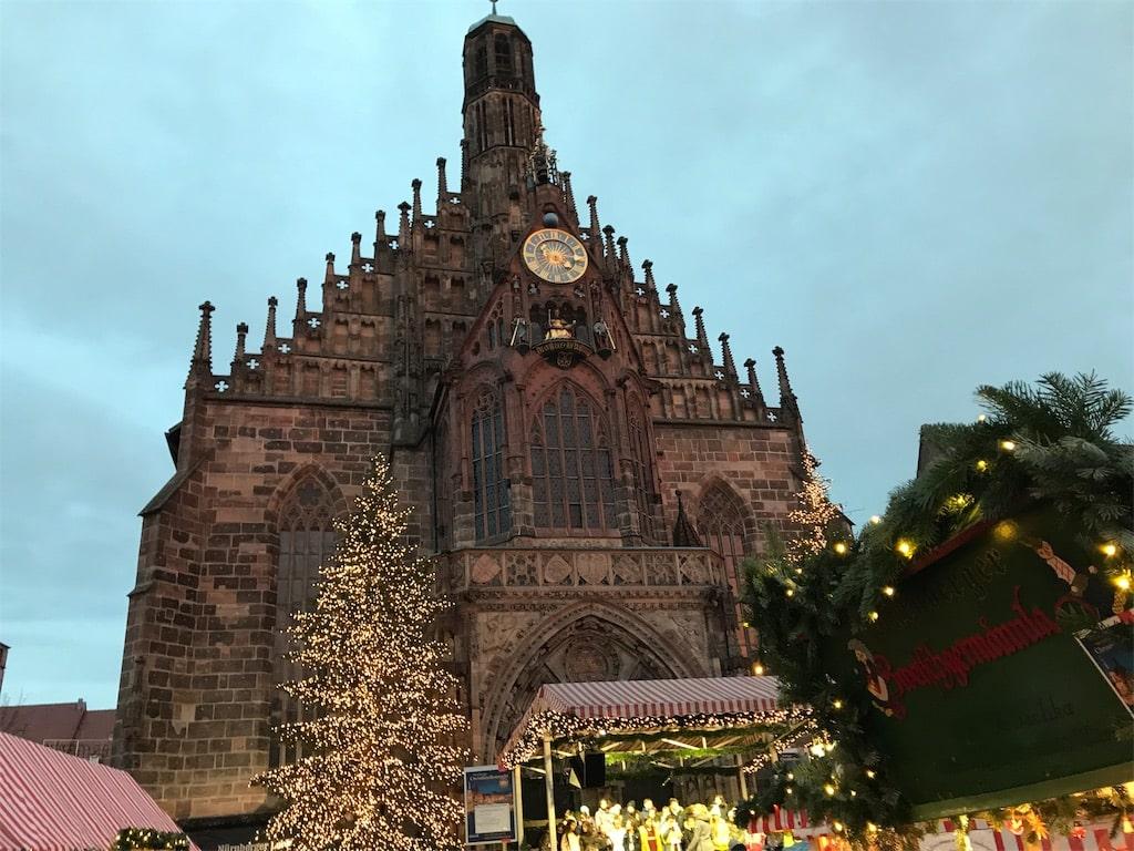ニュルンベルクのフラウエン教会