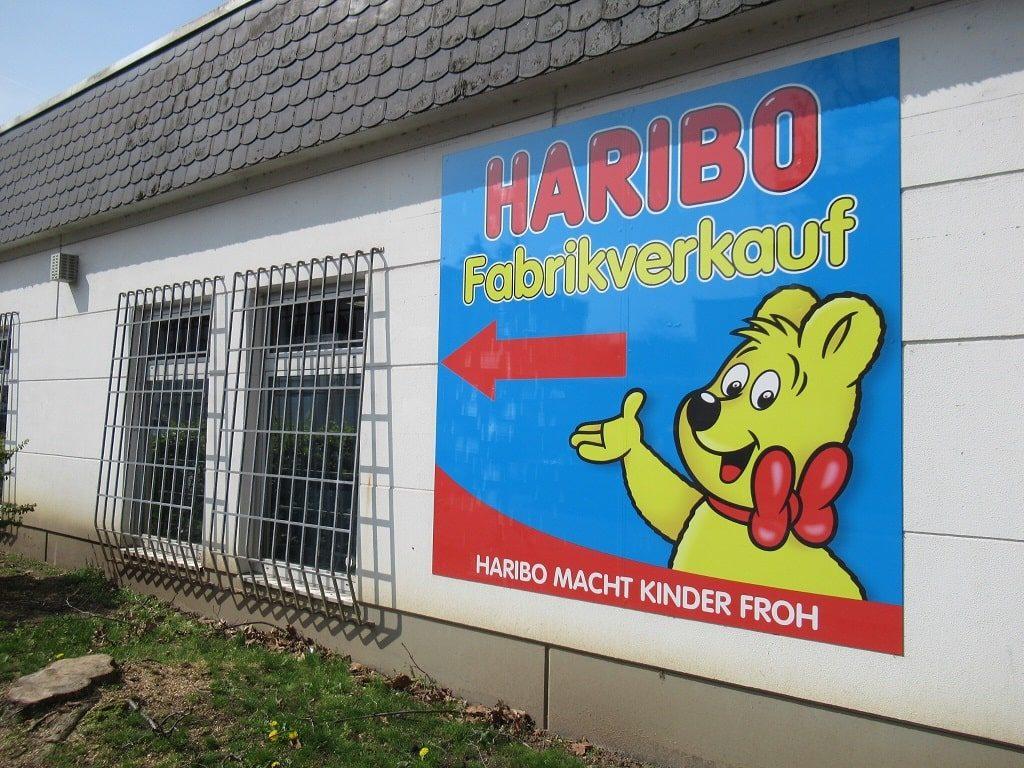 ボンHARIBO工場直営店