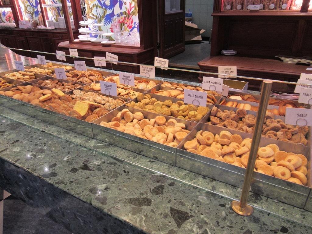 ダンドワ・ティールームのクッキー