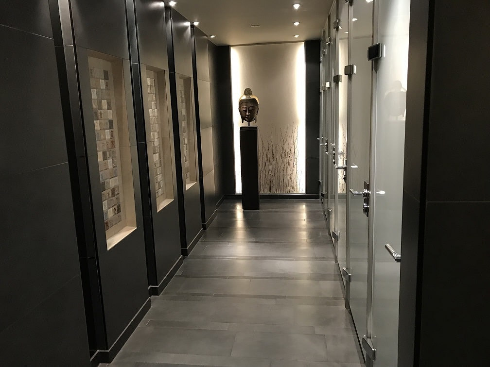 カフェ『ライヒャルト』のトイレ