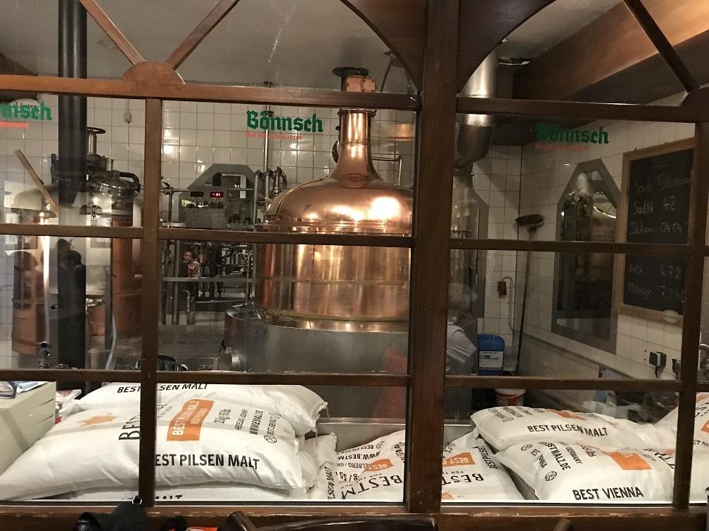 ブラウハウスボンシュ醸造所