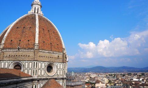 フィレンツェのドゥオモクーポラ