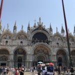 ヴェネチアのサン・マルコ寺院