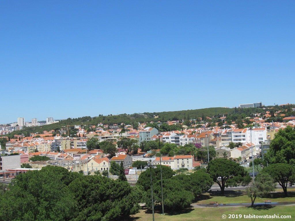 ベレンの塔からの眺望