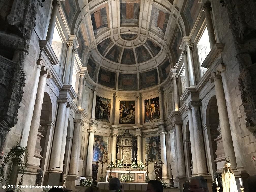 ジェロニモス修道院のサンタ・マリア教会