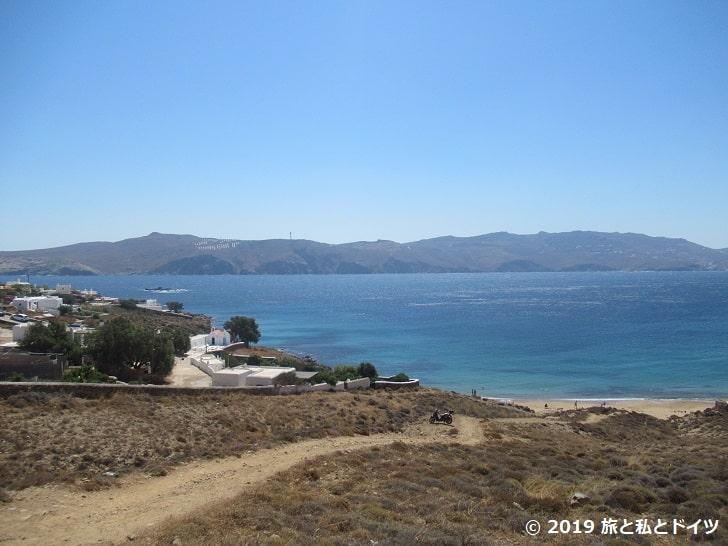 Agios Sostisビーチ