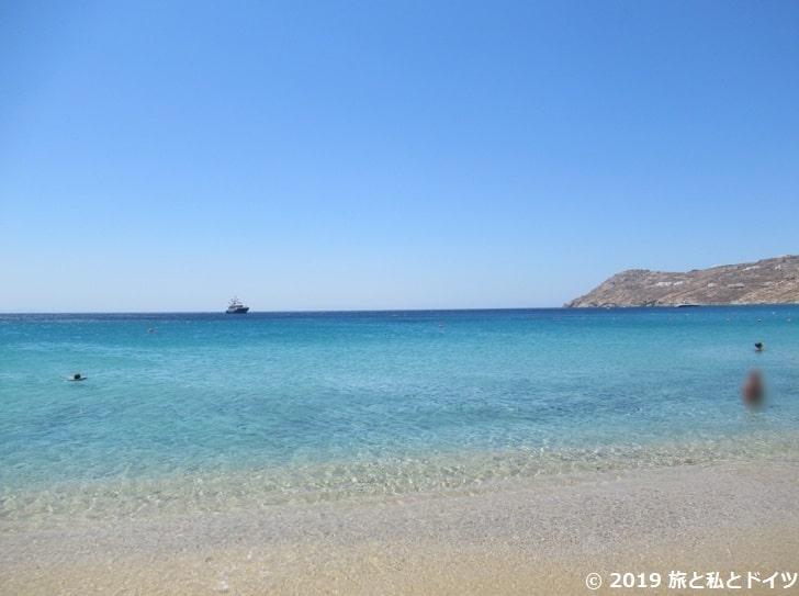 Eliaビーチ