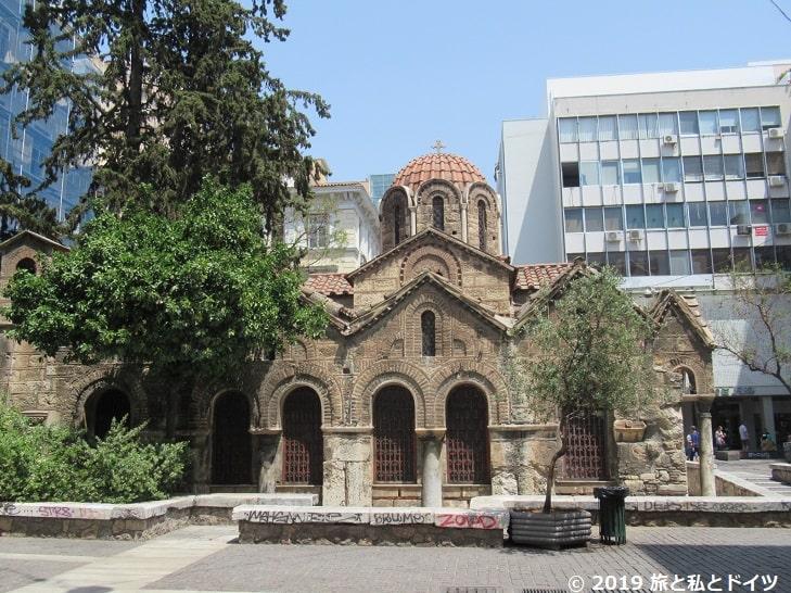 エルムー通りの教会