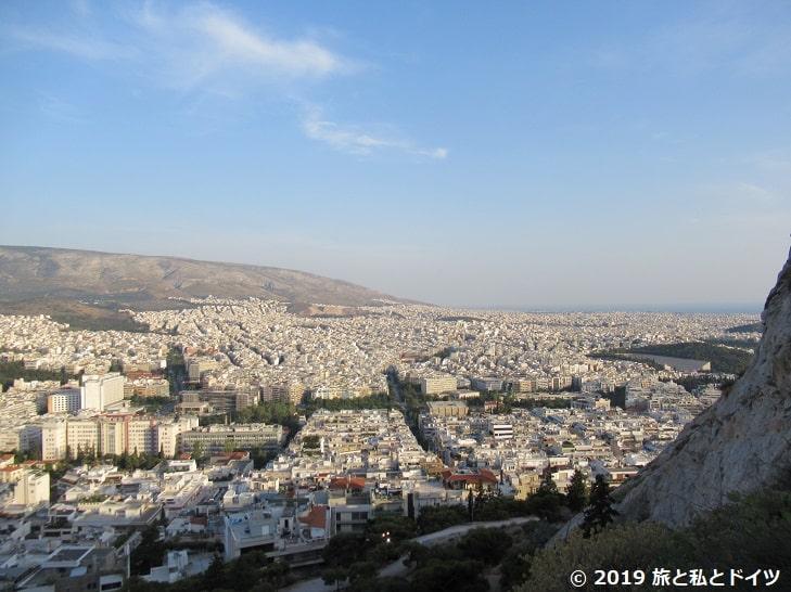 リカヴィトスの丘からの眺望