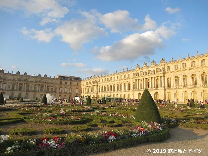 ヴェルサイユ宮殿庭園