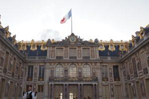 ヴェルサイユ宮殿大理石の中庭