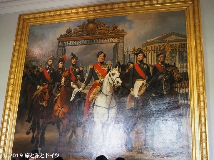 ヴェルサイユ宮殿北翼棟ギャラリー