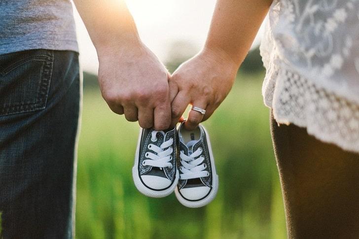 子供を願う夫婦