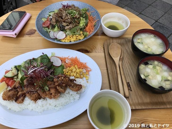デュッセルドルフの日本食レストラン「Bistro KOMBU」
