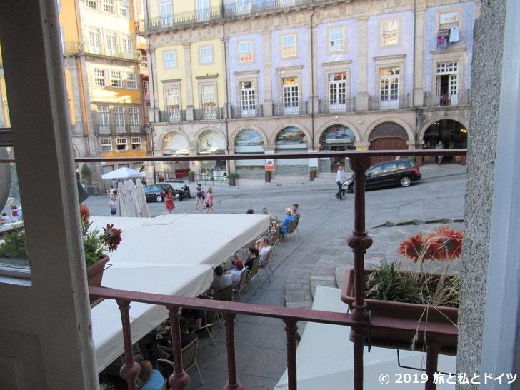 ポルトのレストラン「Ribeira Square」