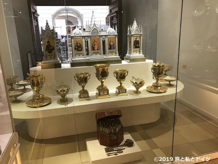 ホーフブルク王宮・銀器コレクション