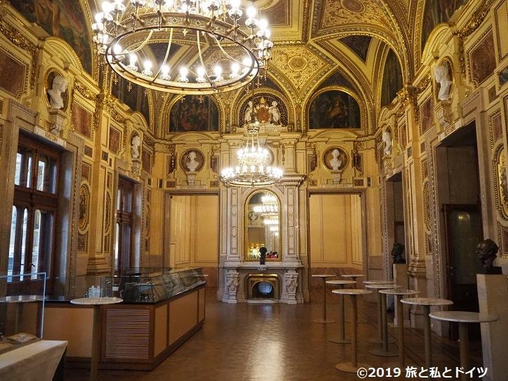 ウィーンオペラ座大広間