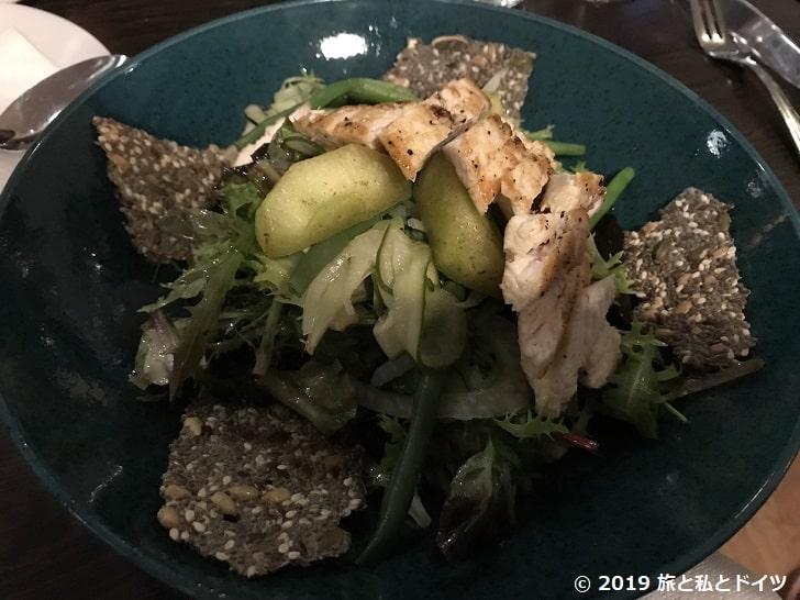 レストラン「U kroka」のメニュー一例