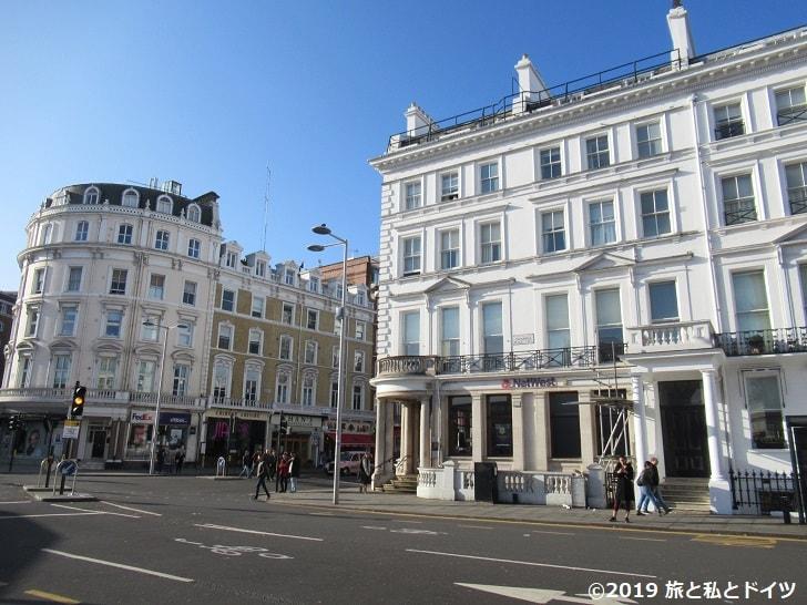 ロンドンの風景