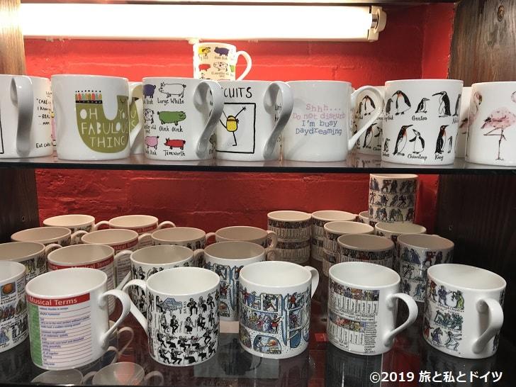 紅茶専門店「The Tea House」