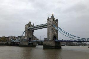 ロンドンのタワー・ブリッジ