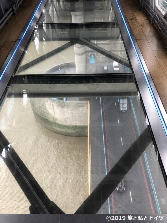 ロンドンのタワー・ブリッジ見学