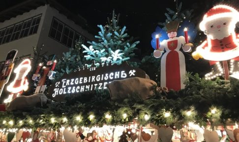 シュトゥットガルトのクリスマスマーケット