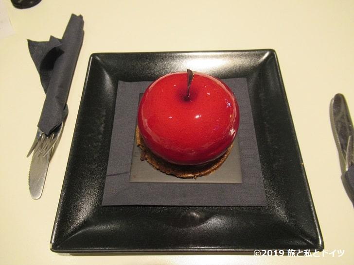「La Pastisseria」のケーキ