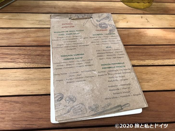 ライブアクアビーチリゾートカンクンのイタリアンレストラン