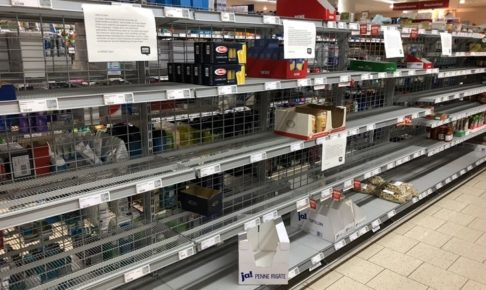 ドイツのスーパー