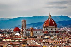 イタリアの観光スポットキャンセル