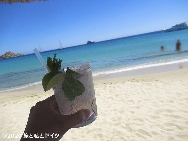 pratisgialos beach