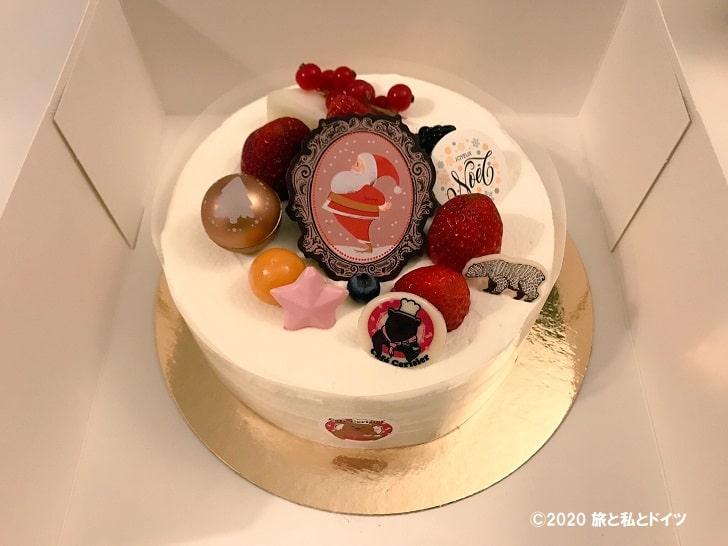 「Cafe Cerisier」のケーキ
