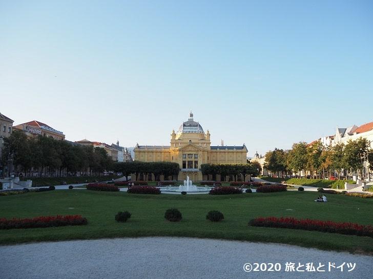 トミスラヴ広場