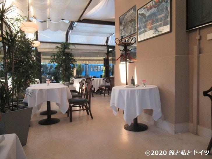 レストラン「Le Bistro」