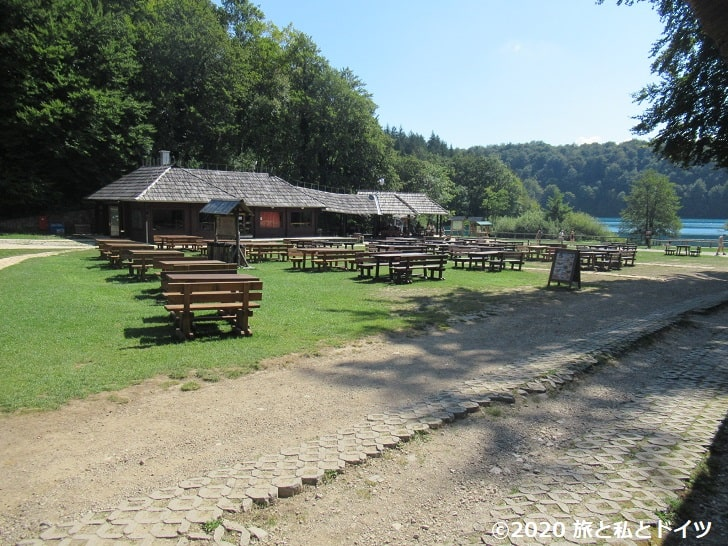 プリトヴィッツェ湖群国立公園
