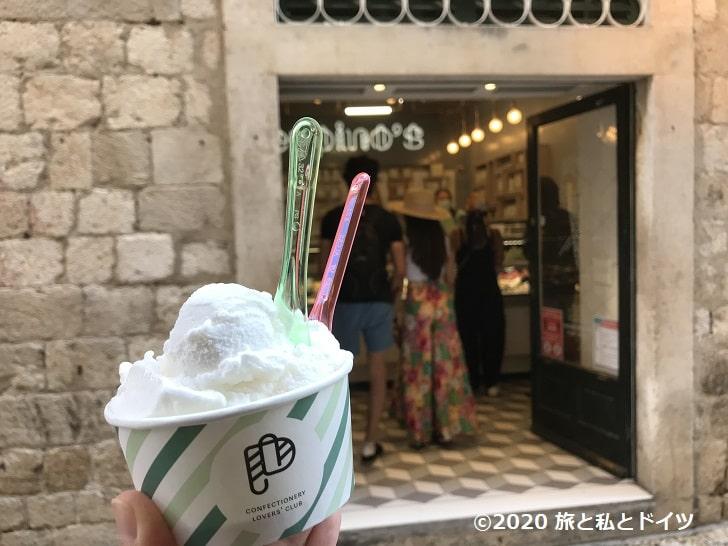 Peppino's Ice Cream Shop