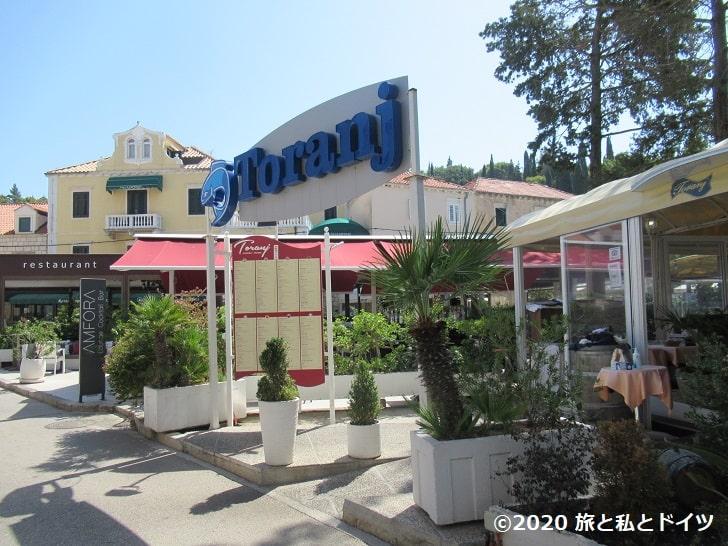 レストラン「Konoba Toranj」
