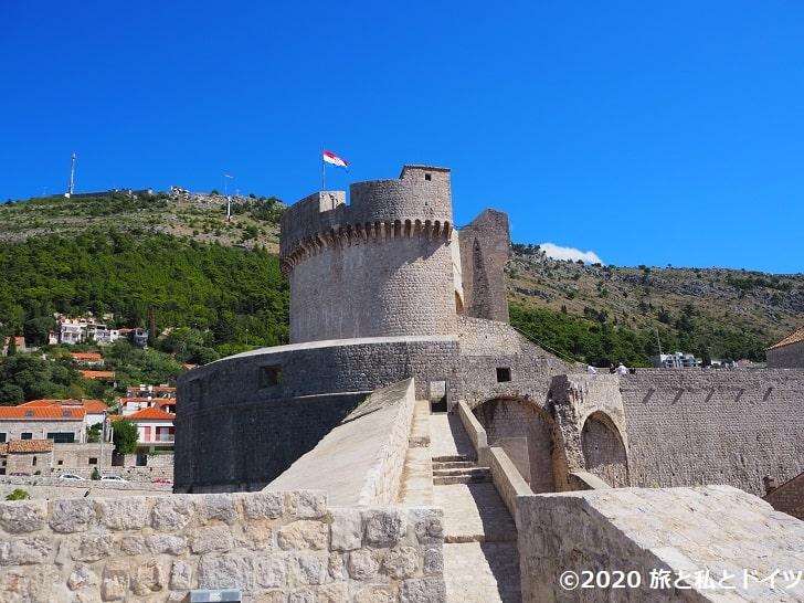 ドブロブニク城壁ウォーク