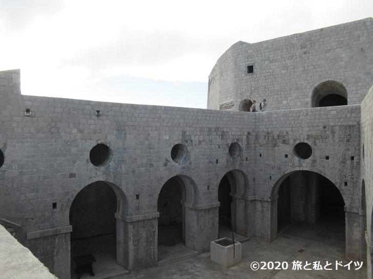 ロヴェリナツ要塞