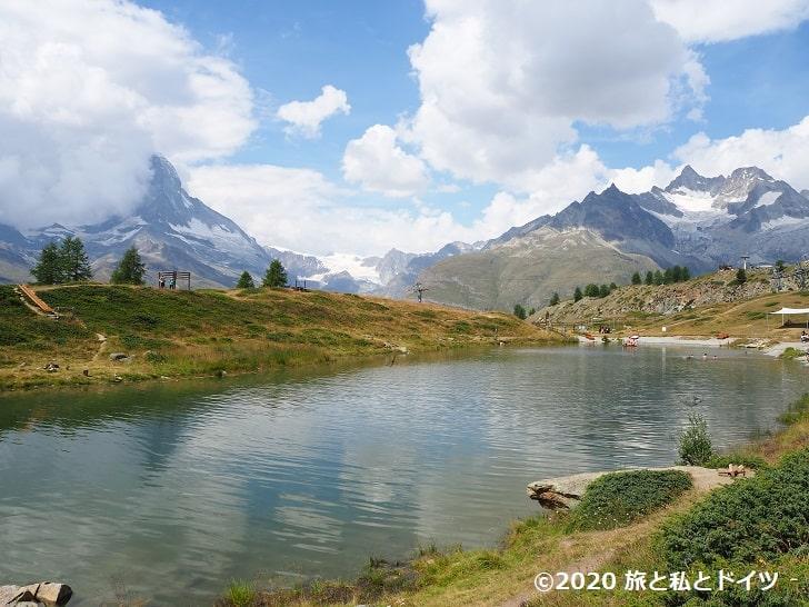 シュテリゼー→スネガのハイキングコース