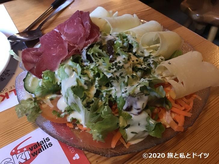 レストラン「Du Pont」のメニュー